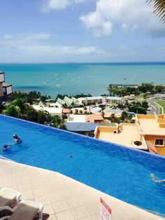 Airlie Beach Australia... Had to live here for 3 months... On the second top floor.. Long way up after a hard night at work