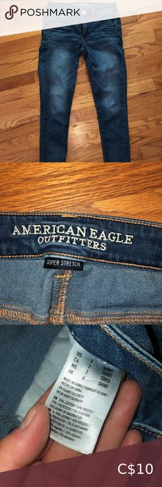 Repost for purchase Ignore American Eagle Outfitters Jeans Skinny