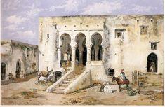 Place de la Kasbah-1881 Tanger.jpg mon ancienne adresse, pas la prison, mais 13 rue Ben Abbou