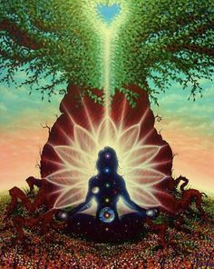 I love this picture.  #Gaia #Art #awakening