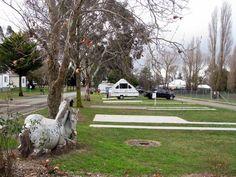 Blayney Tourist Park - Blayney: Powered sites for caravans