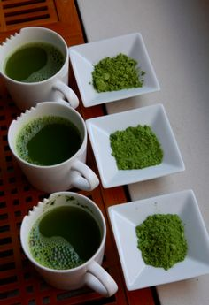 Why everyone's sipping matcha tea? Match it with chocolate and bam, you've got a wonder pick me up!