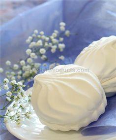 """Marshmallow (Zephyr) """"Neva"""" Vanilla"""