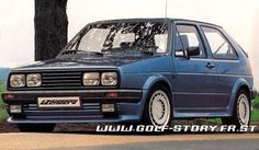 Zender Mk2 Golf. I so wish I could find one of these!!