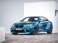 The new BMW M2 Coupe is the direct heir to the BMW 1 Series M Coupe and can be classified...