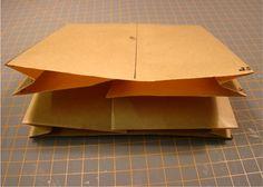 Scraps: Posekort med tutorial