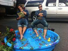 Jensen Ackles and Jared Padalecki's Friendship in Real Life | POPSUGAR Celebrity