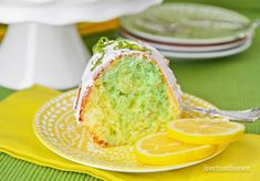 Easy Lime Cake • Love From The Oven Lime Bundt Cake Recipe, Keylime Pie Recipe, Lemon Bundt Cake, Bundt Cakes, Poke Cakes, Easy Homemade Burgers, Homemade Cake Recipes, Bread Recipes, Cookie Recipes