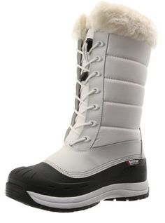 - Baffin's Iceland boots are a stylish boot designed to be lightweight and comfortable - Timberwolf leather and faux-fur trim - The shell is made from an improved light weight synthetic recyclable rub