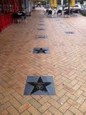 Owner of the  NZ's WALK OF FAME in Orewa Boulevard.  Famous NZ iconic Entertainers