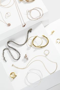 jewelry still life styling for OTTE