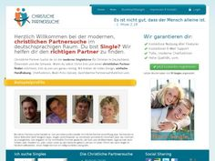 christliche-partner-suche.de Webscanpro - Kostenloser Webseitencheck.