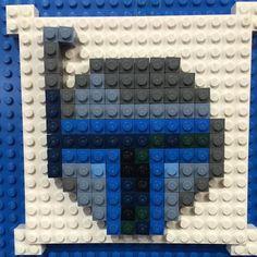 Lego Pixel art. Left my calling card. #starwarscosplay #starwars #starwarsdaily #starwarslife #mandalorian #mandolife #starwarsbucket #jango #jangofett #jangocosplay #cosplay #bounty #bountyhunter #geek #nerd #nerdlife #theforce #mtfbwy #bucketlife #lego #pixelart #sarodeo2016 #fett by _jango_jay_