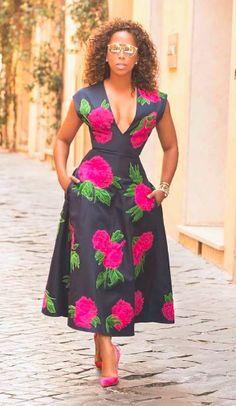 Wonderful African attire