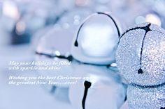 Christmas Silver Bells by Nancy Harrison