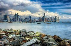 Photograph Panama City skyline by Jim Nix on 500px