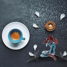 «What I fear most is the fear itself. #littlecoffeestories  I hope in a good Sunday after all. Hello everyone.»