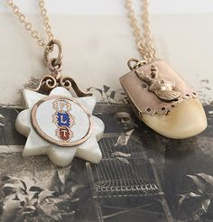 Fraternal Fob Necklaces