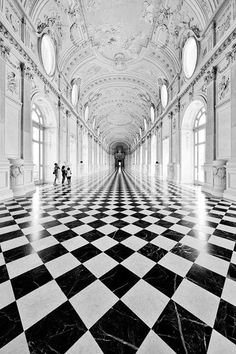 Chess Floor.