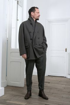 FALL 2013 MENSWEAR  Christophe Lemaire