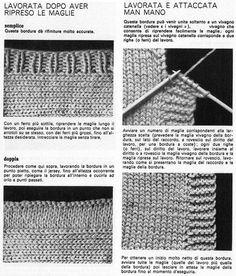 bordi 3 Mais. Michela Lega · Varie ed eventuali di maglia fcecce193dd1