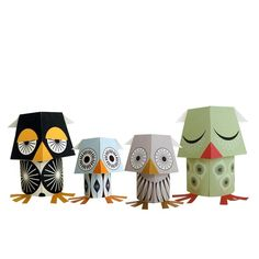 The Wise Guys Paper Animals