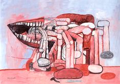 Philip Guston: The Impurities of Pyramids, Shoes, and Paintings