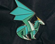 Check out our enamel pin selection for the very best in unique or custom, handmade pieces from our shops. Crystal Dragon, Spyro The Dragon, Jacket Pins, Cool Pins, Pin And Patches, Hard Enamel Pin, Metal Pins, Hat Pins, Pin Badges