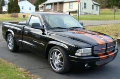 dodge dakota race truck - Google Search