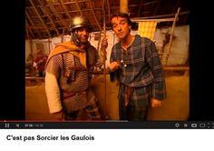 """Emission """" C'est pas Sorcier """" Les Gaulois Cliquez sur l'image pour visionner la vidéo sur Youtube"""