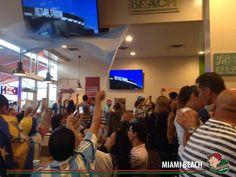 Te mostramos un poquito mas Carlitos Miami Beach!!  Los esperamos en 6987 Collins Ave.
