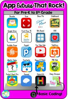 Hip Hooray in K: Showbie Learning Apps, Learning Tools, Preschool Learning, Teaching Kids, Preschool Routine, Educational Websites For Kids, Educational Crafts, Educational Leadership, Educational Technology