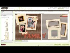 CTMH Studio J Tutorial #21 (True Friend Frames with Photoshop Layered Template)
