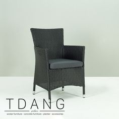 10 Best Wicker Furniture - Arm Dining Chair Long - TDANG ...