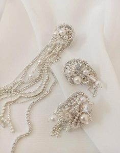Pearl Necklace, Brooch, Pearls, Jewelry, Fashion, String Of Pearls, Moda, Jewlery, Jewerly