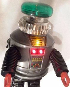 vintage robot toys 1970's   The AHI RoBOT Produced in 1970's Vintage Toy Now a Collectible Stands ...