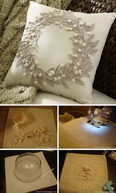Pottery Barn Pillow Knockoff #DecorativePillows #PillowCovers