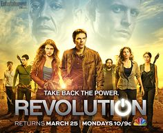Interview with Eric Kripke, creator of the NBC television series Revolution Movies Showing, Movies And Tv Shows, Revolution Tv Show, Serie Web, Billy Burke, Elizabeth Mitchell, Eric Kripke, Tv Reviews, Sci Fi Books