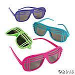 '80's Neon Sunglasses