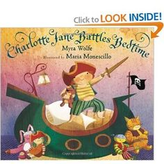 If only bedtime could walk the plank!  Charlotte Jane the Hearty gets all the juice out of her days with pirate-girl pizzazz! She loves swashbuckling sessions, treasure hunts, and Fantastic Feats of Daring—all of which prove she has formidable oomph. There's absolutely no room in her day for bedtime. But can Charlotte Jane refuse to snooze and still be her hearty pirate self?  Show more   Show less