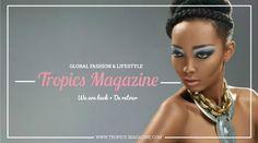 Tropics Magazine Relaunches Website