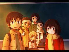 Boku dake ga Inai Machi/Erased (Seinen, Psicológico, Sobrenatural, Anime Invierno 2016)