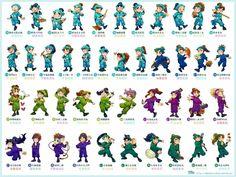 忍玉生徒一覧表😃✌️ Comic Games, Manga Comics, Ninja, The Past, Character Design, Anime, Pictures, Irish Art, Image