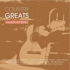 Country Greats-The Box Set Series - Country Greats-The Box Set Series