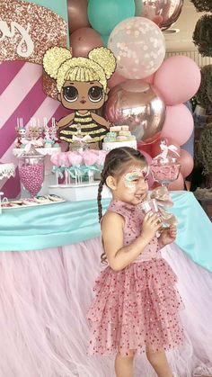 LOL Surprise Doll Birthday Party Ideas | Photo 10 of 10