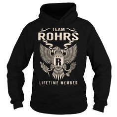 Team ROHRS Lifetime Member - Last Name, Surname T-Shirt #name #tshirts #ROHRS #gift #ideas #Popular #Everything #Videos #Shop #Animals #pets #Architecture #Art #Cars #motorcycles #Celebrities #DIY #crafts #Design #Education #Entertainment #Food #drink #Gardening #Geek #Hair #beauty #Health #fitness #History #Holidays #events #Home decor #Humor #Illustrations #posters #Kids #parenting #Men #Outdoors #Photography #Products #Quotes #Science #nature #Sports #Tattoos #Technology #Travel #Weddings…