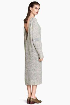 Sukienka z dzianiny 229,00 PLN H&M