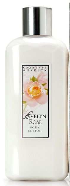 Evelyn Rose - Body Lotion  Crabtree & Evelyn 8.5 oz new #CrabtreeEvelyn