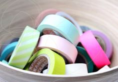 more washi tape...must have!
