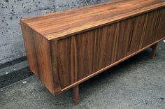Rosewood Sideboard by Bruno Hansen Sideboard, Vikings, Cabinet, Storage, Furniture, Home Decor, Products, The Vikings, Clothes Stand